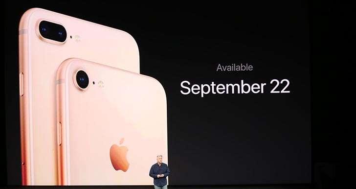 700 долларлик iPhone 8'нинг ҳам таннархи ҳисобланди