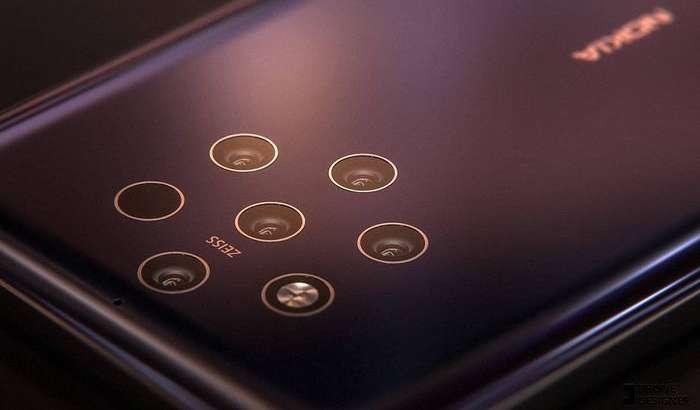 Энг «серкамера» Nokia флагмани яна бир жиҳатдан рекорд ўрнатяпти!