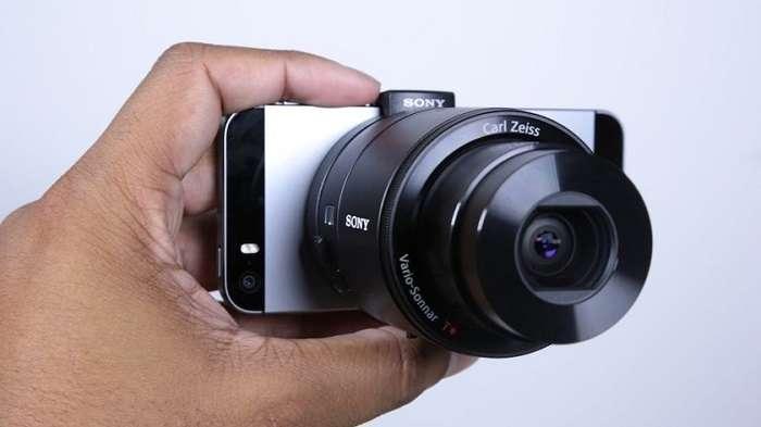 Янги iPhone ечиб олинадиган камера билан таъминланишини мумкин