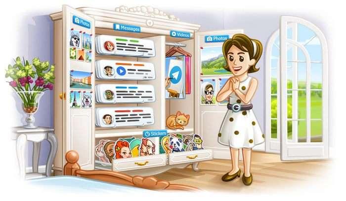 Хушхабар: Telegram 4.5 талқинигача янгиланди, ўзгаришлар билан танишинг!