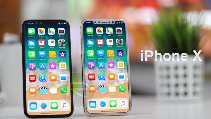 Apple iPhone X савдоси бўйича баёнот берди