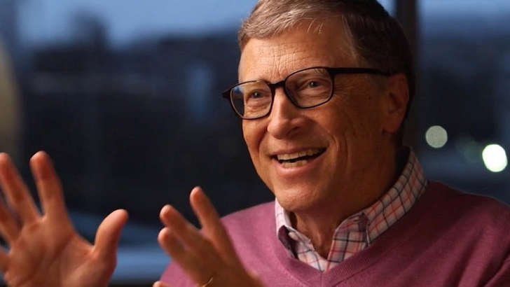 Билл Гейтс қайси смартфондан фойдаланиши маълум бўлди