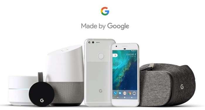 4 октябрда Google яна нималарни намойиш қилади?