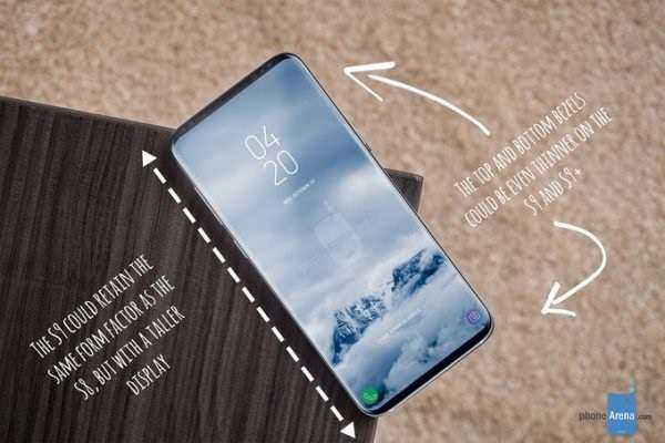 Samsung Galaxy S9'нинг илк рендер-суратлари тарқалди