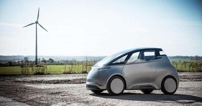 Uniti One: тирбандликдан қўрқмайдиган электромобиль