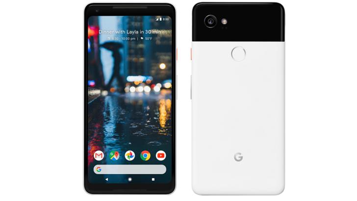 Google расман Pixel 2 ва Pixel 2 XL'ни тақдим қилди