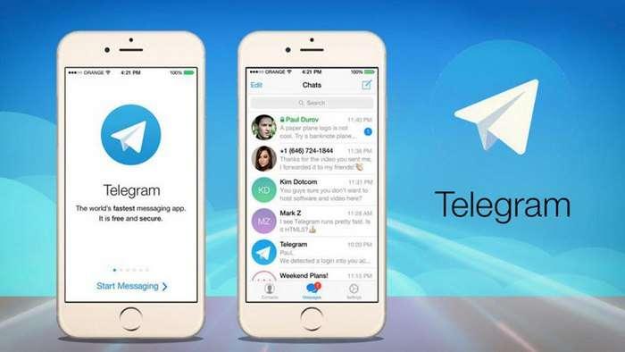 Ниҳоят, Telegram'нинг iOS-иловаси ҳам янгиланди!