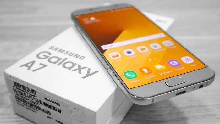 Кредит бўйича Samsung смартфонларининг сўмдаги нархлари (2017 йил 27 сентябрь)