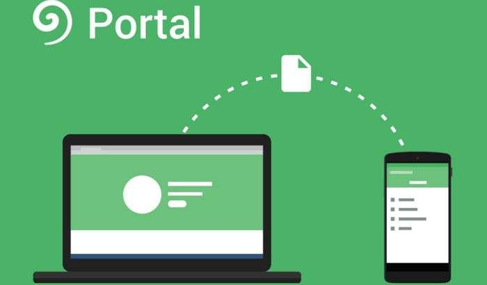 Компьютердаги файлларни смартфонга Portal орқали кўчирамиз – кабелнинг умуман кераги йўқ! (+видео)