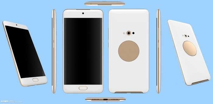 Думалоқ дисплейли илк смартфон – Meizu X2 суратлари тарқалди