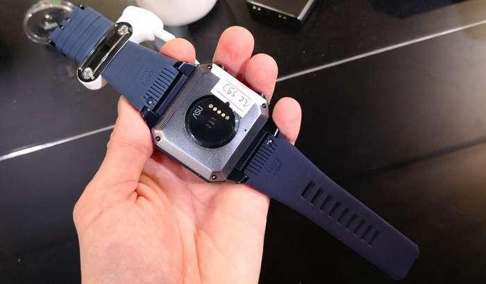 Энг қиммат Apple Watch ҳам уддалай олмаган ишга қодир Haier Asu смарт-соати тақдим этилди