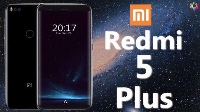 18:9 экранли Xiaomi Redmi 5 (Plus)'нинг ҳақиқий суратлари тарқалди