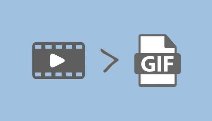 Экрандаги видеони GIF форматида сақлаймиз