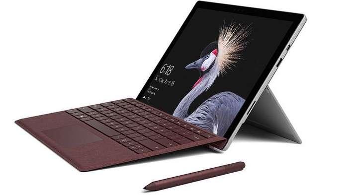 Microsoft Surface Pro'нинг LTE тармоғида ишловчи талқини чиқди (+видео)
