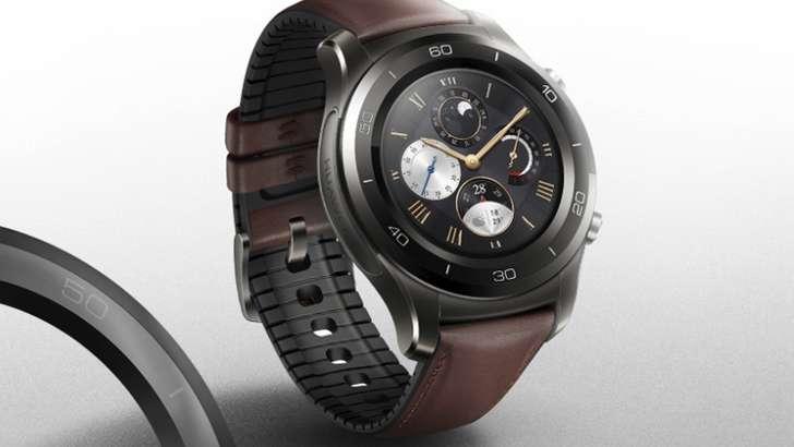 Huawei мобил алоқага мўлжалланган Watch 2 Pro'ни тақдим қилди