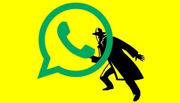WhatsApp'даги «тирқиш»: ёзишмаларингизни кузатса бўлади!