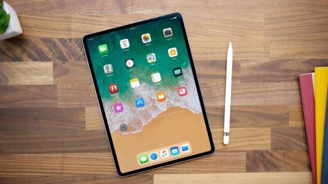 2018 йили iPhone X'га ўхшаш iPad чиқади: Face ID бор, «Home» тугмачаси йўқ!