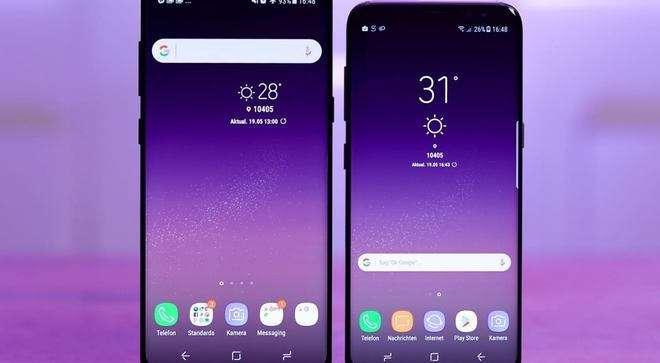 «Салкам флагман»: Galaxy A8+ (2018)нинг «жонли» суратлари чиқди