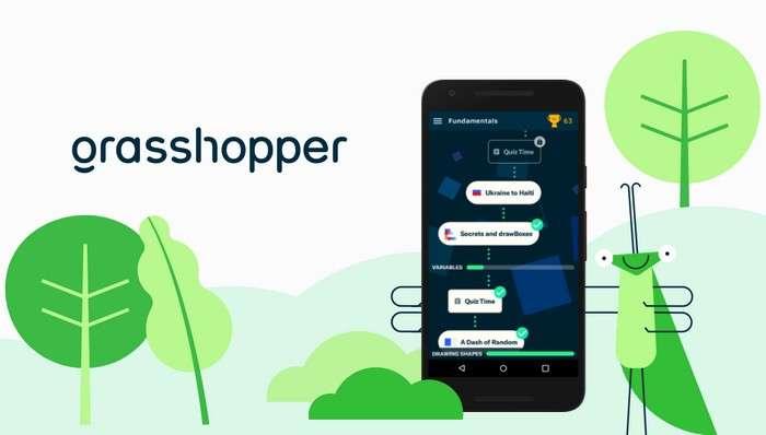 Қарши олинг: Grasshopper – JavaScript'да дастурлашни ўргатувчи бепул ўйин!
