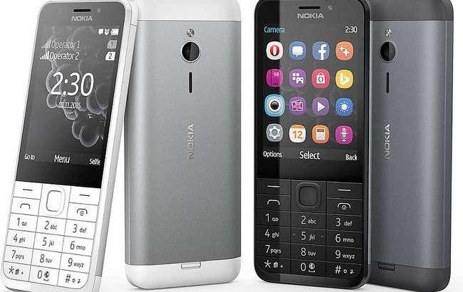 Ҳамёнбоп Nokia телефонларининг «Малика»даги нархлари (2017 йил 30 август)