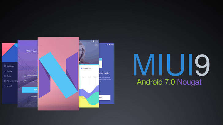 Xiaomi'нинг яна 9 та смартфони MIUI 9'нинг глобал талқинига эга бўлди