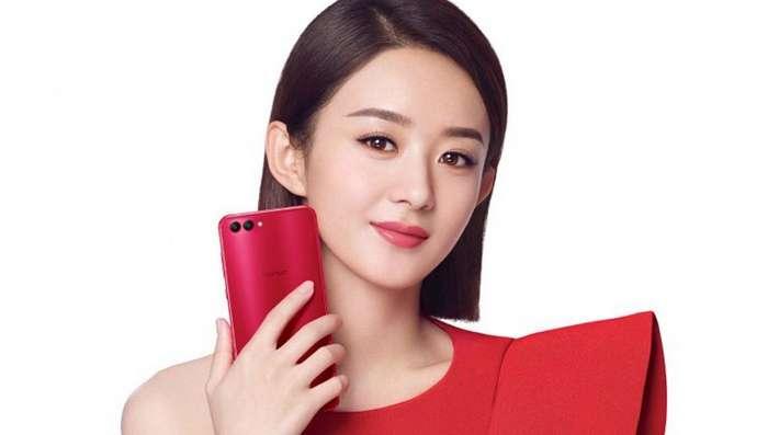 Huawei ромсиз экранли Honor V10'ни расман тақдим этди