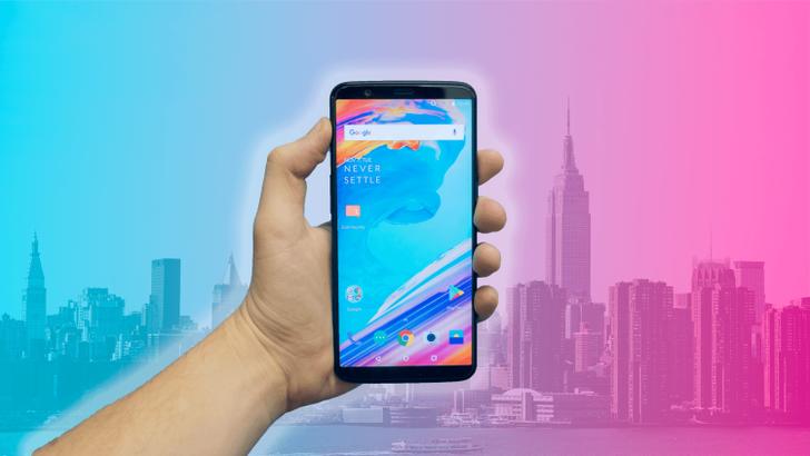 OnePlus 5T: кучли Android-флагман икки баробар арзон!