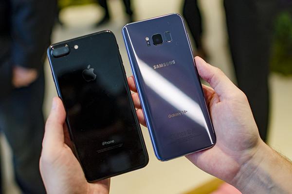Apple ўз уйида Samsung'га мағлуб бўлди