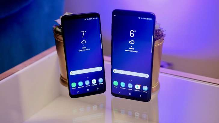 Galaxy S9 олсамми ёки S9 Plus –