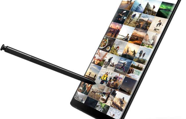 Samsung Galaxy Note 8: янада арзон технологик Android