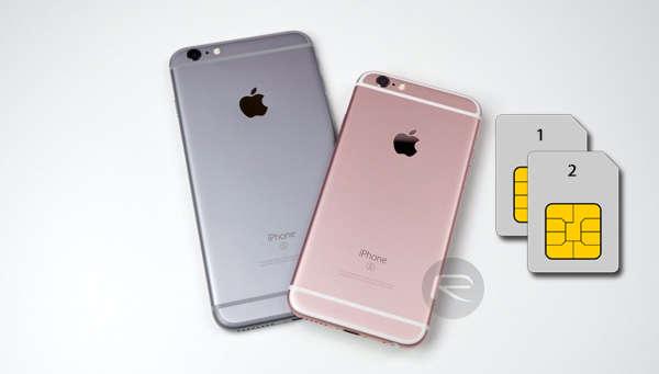 Ниҳоят, энди iPhone'лар ҳам иккита SIM-картали бўлади!
