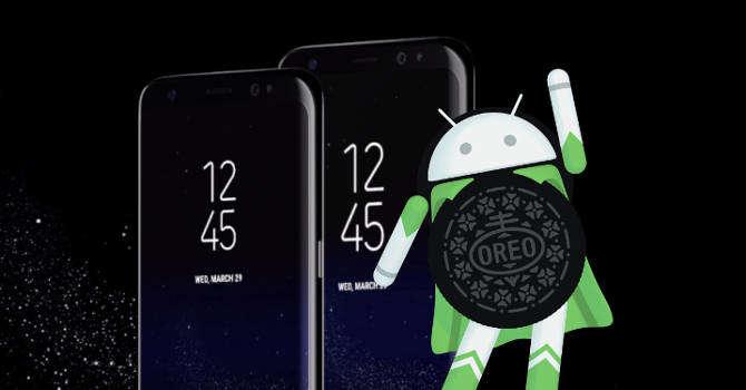 «Малика»да сотилаётган Galaxy S8 ва S8+ учун Android Oreo тайёр!