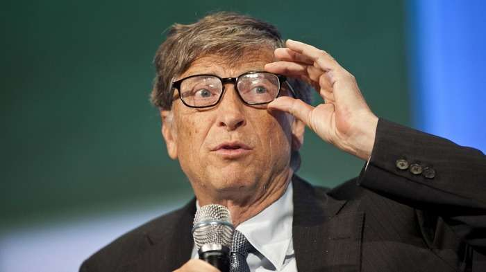 Билл Гейтс Ctrl+Alt+Delete учун узр сўради ва айбни IBM'га тўнкади (+видео)