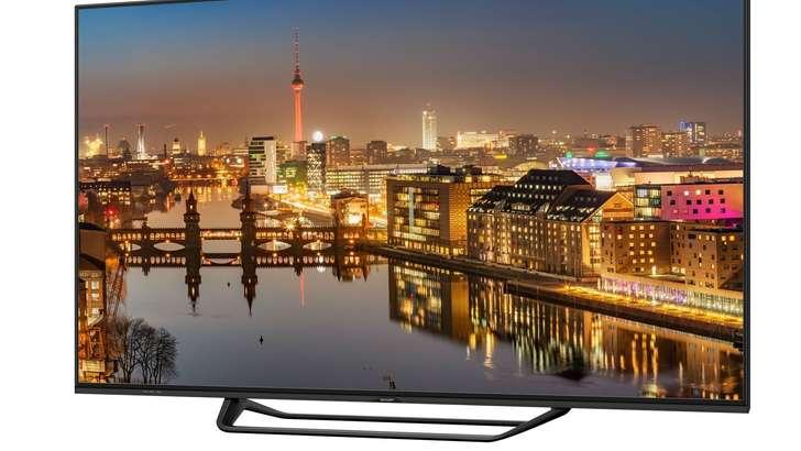 8К экранли Sharp телевизори тақдим қилинди: жиҳат ва нарх-наво