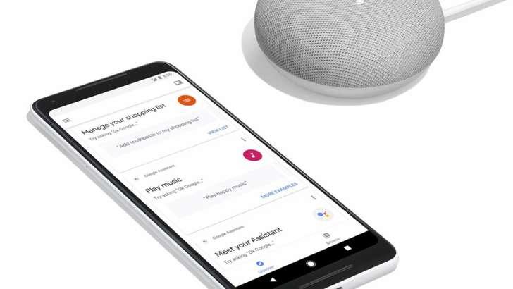 Google ҳозиргина жажжи ва арзон Google Home карнайини тақдим қилди