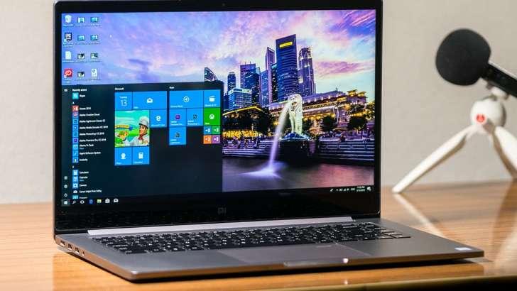 Xiaomi ноутбуклари 120 долларгача арзонлашди