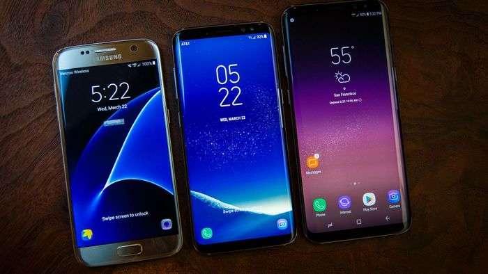 Samsung смартфонларининг Андижондаги нархлари (2017 йил 22 сентябрь)