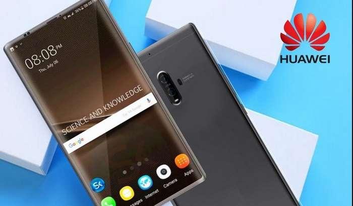 Huawei'нинг навбатдаги флагмани Marcel деб аталади