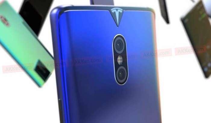 Эксклюзив видео: инқилобий Tesla Phone смартфонини батафсил томоша қилинг!