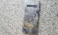 «Галактика олов ичида»: Galaxy S10 5G ўз-ўзидан портлаб кетди, Samsung эса жим!