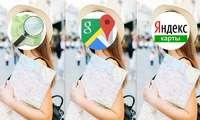 Google Maps ва бошқа хариталар масштабини битта бармоқда бошқариш мумкин!