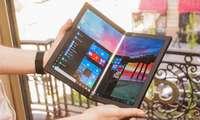 Lenovo дунёдаги илк қайишқоқ экранли ноутбук – ThinkPad X1'ни намойиш этди!