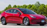 Tesla энг арзон Model 3 электрокарини сотувга чиқарди