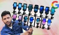 11 йил мобайнида чиққан барча Google смартфонларини битта видеода таққослаймиз!