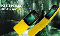 Афсонавий Nokia 8110 «бананофон»ида энди WhatsApp ва Facebook ҳам ишлайди!