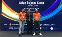 «RoboCup» ғолиблари «Asian Science Camp»нинг очилиш маросимида қатнашди