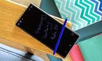 Samsung Galaxy Note10+ bilan tanishamiz: dizayn va korpus
