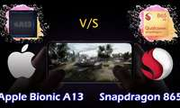 ЖИДДИЙ ЖАНГ: Snapdragon 865 vs Apple A13 Bionic! (+«жонли» видео)