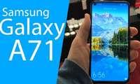 Galaxy A71 смартфони ҳам Geekbench'да кучини кўрсатди: Android 10 ва 8 ГБ «оперативка»!