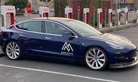 Tesla Model S poyga trassasida jahon rekordini yangiladi! (+video)